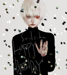 Happy birthday to Ishida Sui