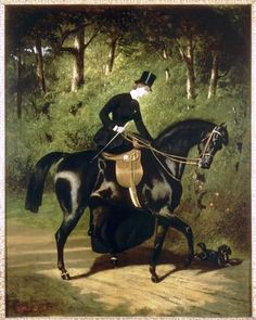 In the Swan's Shadow: The Rider Kipler, on Her Black Mare, Alfred de Dreux Art Painting, Art Pictures, Equestrian Art, Fine Art, Illustration Art, All The Pretty Horses, Art, Find Art, Horse Painting