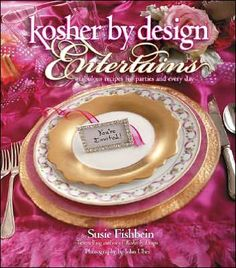 A new cookbook with all of the elegance and flair of the original best-selling Kosher by Design, with more magnificent photography, great ideas and an array of fabulous recipes! Each recipe is simple yet elegant enough for any Shabbat, holiday, party or everyday meal.