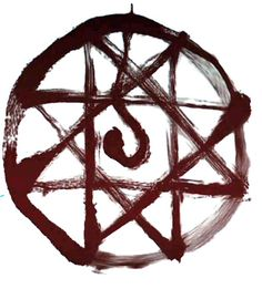 deviantART: More Like FMA - Alphonse Blood Seal by nirnaethedhellen