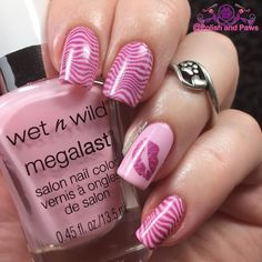 Simple but fun look featuring Love Fest by @wetnwildbeauty stamped with @mpolishes Group Custom Berry Best Friends using plate @uberchicbeauty 1-01 (wavy lines) and @moyra_nailpolish plate Memories 16 (lips). #nailpolish #nailblogger #nailswatches #polishaddict #nailsofinstagram #nailgirl #nailfeature #prettynails #ignails #allnails #ignailcommunity #nailsoftheday #nailart #nailpromote #notd #featuremynails #naillacquer #nails2inspire #nailswag #manicures #polishandpaws #nailswag #nailsdid…