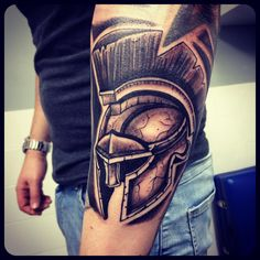 65 Legendary Spartan Tattoo Ideas - Discover The Meaning Behind These Power Images