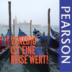 Tag 32 von #365 bin ich in Vendig #reisen #alwayslearning #pearsongermany - @addison_wesley- #webstagram