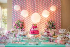 Ideias criativas para painel de festa de aniversário