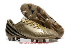 Adidas Predator LZ TRX FG Soccer Cleats Golden Black. Can i get these with the number 19 and that says heroes. RIP Granite Hotshots. You will be remembered.