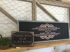 Excited to share this item from my #etsy shop: Art Deco Wedding Guest Book - Alternative Wedding Wood Guest Book - Rose Gold Wood Wedding Sign - Great Gatsby Theme Wedding - Art Deco Sign #weddings #greatgatsbywedding #rosegoldwedding #artdecowedding #guestbookideas