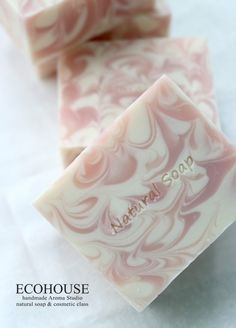 cold-process soap, by EcoHouse