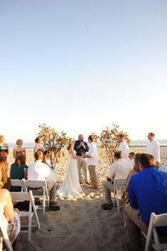 A Relaxed & Fun Rincon Beach Club Wedding in Carpinteria, CA - Fab You Bliss