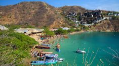 Taganga Beach - Santa Marta