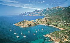 Corsica.. Would LOVE to go someday!