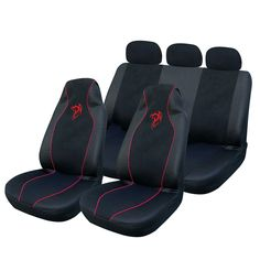 Furnistar 7-Piece Car Vehicle Protective Seat Covers CV0183-1