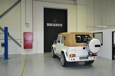 Mercedes-Benz G 500 Cabrio z pakietem modyfikacji Brabus Widestar.  Idealna propozycja na gorące lato?  Brabus JR Tuning http://www.brabus-jrtuning.pl/
