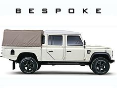 Bespoke Land Rover Defender 130 Elements Double Cab | eBay