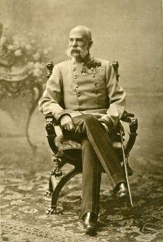 Emperor Franz Josef of Austria