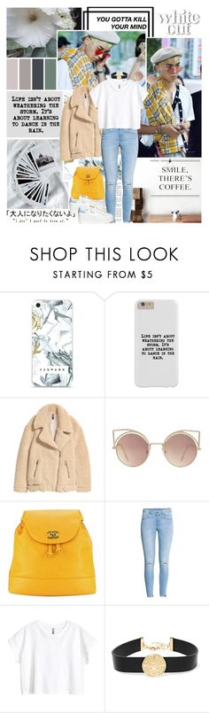 """""""I just keep on coming back to you"""" by aliicia21 ❤ liked on Polyvore featuring Mizu, MANGO, Chanel, H&M, Balmain and Ash"""