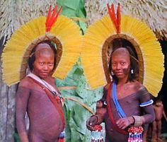 """Tâmila Siminski: """" Tribo indígena Kayapó"""""""