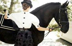 equestrian elegance