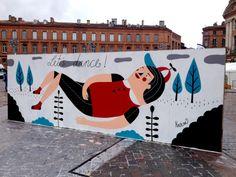 HABÍAUNAVEZ #streetart