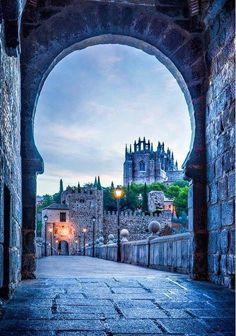 ღღ Toledo, Spain
