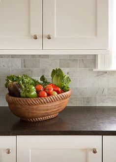 Kennebunkport Maine - traditional - kitchen - boston - Heartwood Kitchens