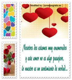 buscar gratis mensajes de amor para mi novia con imàgenes, postales con dedicatorias de amor para mi pareja con imàgenes: http://www.consejosgratis.es/bellisimas-frases-de-amor-para-mi-novia/