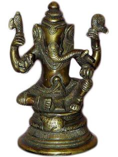 Mogulinterior Architectural elements belonged to old indian castles and mansion used for re-modeling spanish home,mediterranean homes Ganesh Statue, Eccentric Style, Brass Statues, Architectural Elements, Ganesha, Elephant, Sculpture, Indian Decoration, Bohemian Blouses