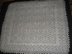 Ravelry: Summer (english version) pattern by Svetlana Loginova Knitted Shawls, Lace Shawls, Baby Shawl, Crochet Lace, Crochet Stitches, Lace Knitting Patterns, Afghan Blanket, Summer Patterns, Yarn Projects