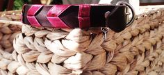 Leather Dog Collar for Nany