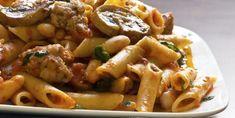 creamy tomato, mushroom and sausage sauce . - Penne … creamy tomato, mushroom and Italian sausage sauce – Recipes – Ma Fourchette Italian Sausage Sauce Recipe, Sauce Recipes, Pasta Recipes, Confort Food, Sauce Crémeuse, Pasta Dishes, Italian Recipes, Italian Foods, Macaroni And Cheese