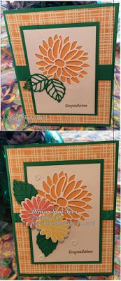 Denise Foor Studio PA: Step it Up!  SplitCoast Creative Crew Challenge  Special Reason, Sunshine Sayings, Holiday Home  Stampin' Up!