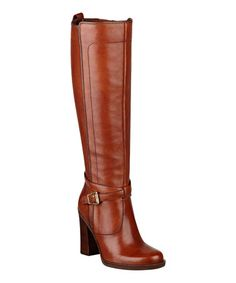 Another great find on #zulily! Chestnut River Leather Boot #zulilyfinds