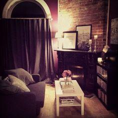 Living Room//Apartment//Home Decor//Interior Design