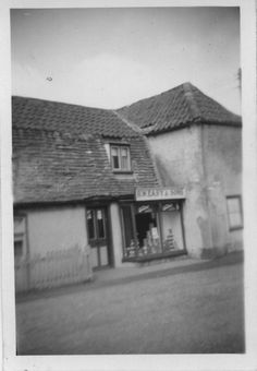 Christchurch, Cambridgeshire - Easy's shop on Upwell Road c.1930s | by anniemcc
