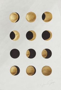 Graphic Design - Graphic Design Ideas - Moon Phases - Cocorrina Graphic Design Ideas : – Picture : – Description Moon Phases – Cocorrina -Read More – Moon Illustration, Gold Ink, Moon Art, Moon Phases Art, Grafik Design, Moon Child, Illustrations, Art Inspo, Art Photography