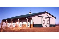 How to Build Cheap Horse Barns (14 Steps) | eHow