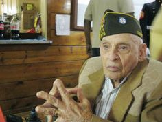 60 Years Later, Wendell Veteran Gets Medal for Service