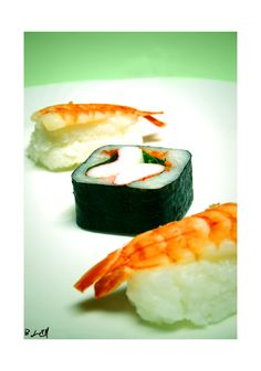 + Sushi by ~silentglaive on deviantART