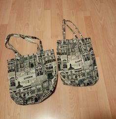 My Works, Reusable Tote Bags