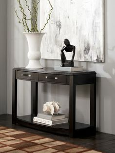 Ashley Furniture Gallery | Home Gallery Furniture for Ashley Emory, Emory Sofa Table