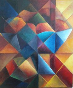 Cubism Art, Diy Furniture, Paintings, Contemporary, Canvas, Home Decor, Style, Wall, Dibujo