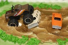 MONSTER TRUCK 2nd Birthday Party Ideas for Boys thumbnail