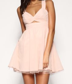 Cute Nude Dress