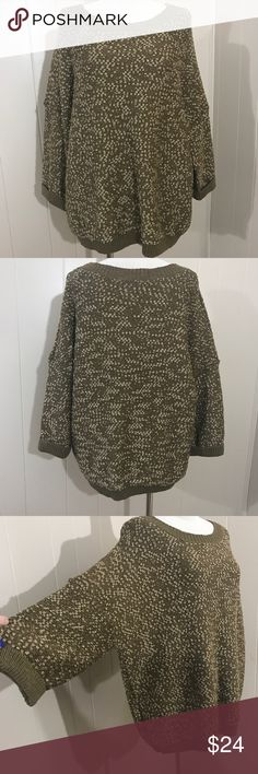 Boden plus size holiday sweater Like new Boden Sweaters