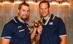 Antti Ruuskanen ja Tero Pitkämäki avasivat kautensa upeasti.