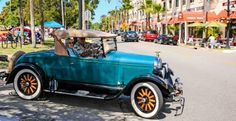 Venice, Florida, one of the best places to retire according to Forbes.