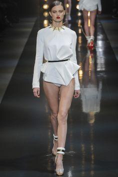 Le défilé Alexandre Vauthier haute couture printemps-été 2014 1