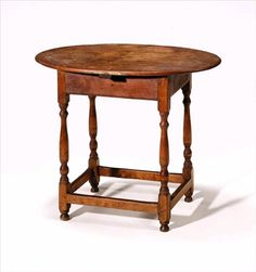 | Freeman's Image 1 Pine tavern table late 18th century With oval top on ...