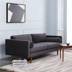 "Monroe Mid-Century Sofa (80"") | west elm"