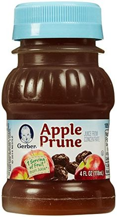 Gerber Juice - Apple Prune - 4 fl oz - 4 pk * Read more at the image link.-It is an affiliate link to Amazon.