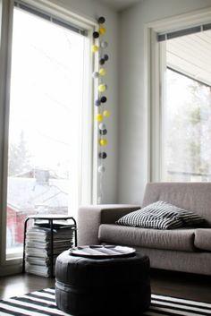 Via Aniliini | Scandinavian Living Room